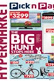 Find Specials || Pick n Pay Hypermarket Big Hunt Specials