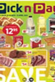 Find Specials || Pick n Pay Save Even More Promotions