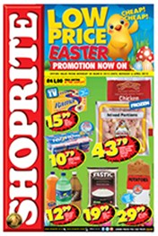 Find Specials || Shoprite Easter Specials - North West