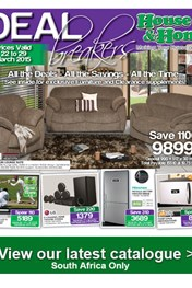 Find Specials || House and Home furniture specials
