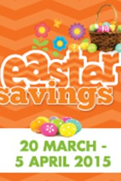 Find Specials || Dischem Easter Specials