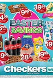 Find Specials || Checkers Easter Savings - Free State