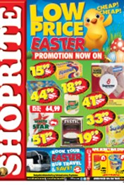 Find Specials || Shoprite Easter Savings - Free State