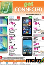 Find Specials || Cellular Catalogue at Makro