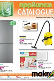 Find Specials || Appliances Promotions at Makro