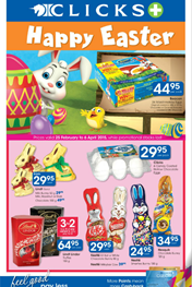 Find Specials || Clicks Easter Specials
