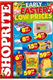 Find Specials || Shoprite Early Easter Specials - KZN