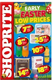 Find Specials || Shoprite Early Easter Specials - Western Cape