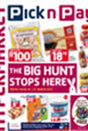 Find Specials || Pick n Pay Hypermarket - The Big Hunt Stops Here
