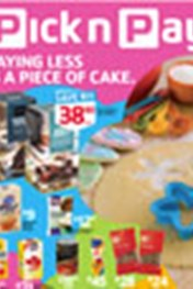 Find Specials || Pick n Pay Baking Catalogue