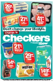 Find Specials || Checkers Specials - KZN
