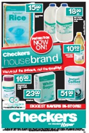 Find Specials || Checkers Housebrand Specials - North West