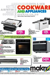 Find Specials || Makro Applicances Specials
