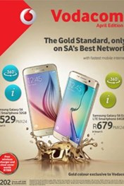 Find Specials || Vodacom April Deals Catalogue