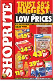 Find Specials || Shoprite Specials - Limpopo