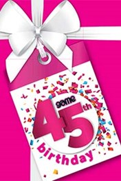 Find Specials || Game 45th Birthday Sale Specials