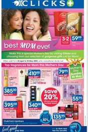 Find Specials || Clicks Mothers Day Specials