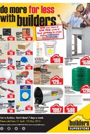 Find Specials || Builders Warehouse Specials