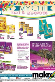Find Specials || Makro Cat Care Catalogue
