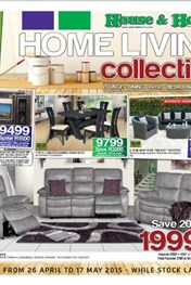 Find Specials || House and Home Furniture Catalogue