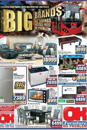 Find Specials || OK Furniture Big Brands Specials