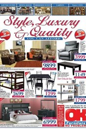 Find Specials || OK Furniture Promotions