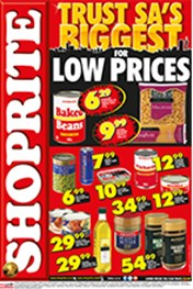 Find Specials || Shoprite Specials - Northern Cape