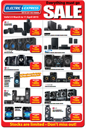 Find Specials || Electric Express Specials Catalogue