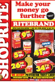Find Specials || Shoprite Ritebrand Specials - Limpopo
