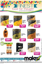 Find Specials || Goldcrest Food Promotions at Makro