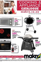 Find Specials || Cooking and Appliances Promotions at Makro