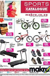 Find Specials || Sport Catalogue at Makro