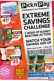 Find Specials || Pick n Pay Extreme Savings Challenge Specials