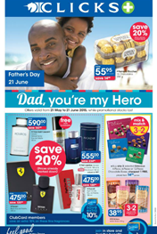 Find Specials || Father's Day Specials at Clicks