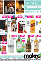 Find Specials || Makro Winter Warmer Specials