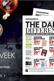 Find Specials || Woolworths The daily difference specials