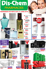 Find Specials || Dischem Father's Day Specials