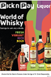Find Specials || Pick n Pay Whisky Specials