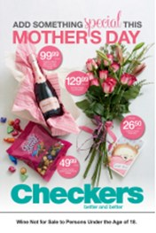 Find Specials || Checkers Mothers day Specials - Eastern Cape