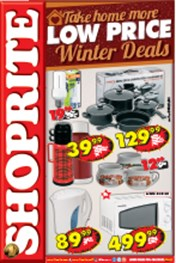Find Specials || Shoprite Winter Specials - Eastern cape