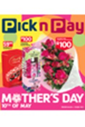 Find Specials || Pick n Pay Mothers Day Specials Catalogue