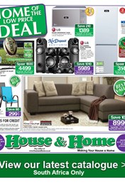House And Home Furniture Deals Jun 15 2015 8 00am Jun 21 2015 Find Specials