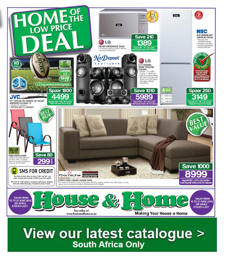 Nice Find Specials || House And Home Furniture Deals