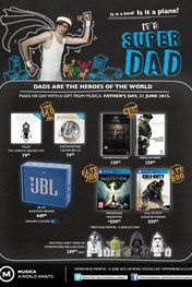 Find Specials || Musica Father's Day Specials