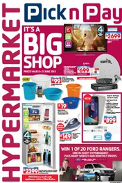 Find Specials || Pick n Pay General Merchandise Specials Catalogue