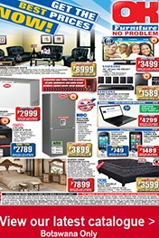 Find Specials || OK Furniture Specials - Botswana