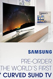 Find Specials || DionWired Samsung Curved SUHD TV