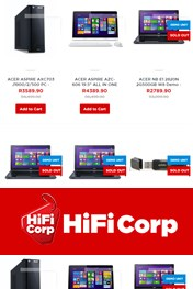 Find Specials || HiFi Corp Monthly Specials