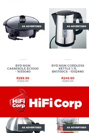 Find Specials || HiFi Corp Current Sepcials