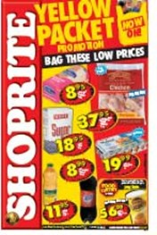 Find Specials || Shoprite Yellow Packet Specials - Western Cape